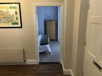 Ground Floor Bedroom Route