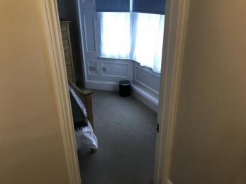 Ground Floor Bedroom Entrance