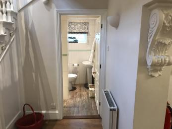 Ground Floor Shower Room Entrance