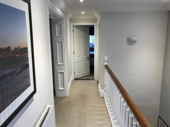 Route To First Floor Bathroom