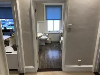 First Floor Bathroom Entrance