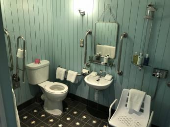 Room 47 Wetroom 3