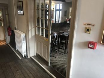Restaurant Entrance 1