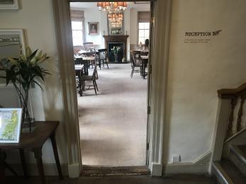 Parlour Room Entrance 1