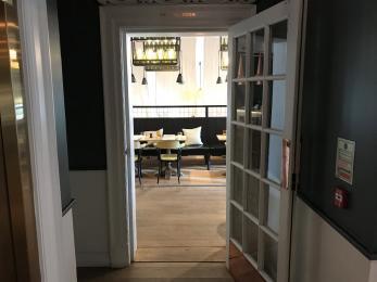 Still Room Entrance 1