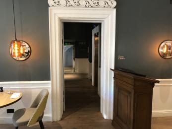 Still Room Entrance 2