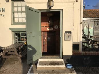 Alternative Front Entrance 1