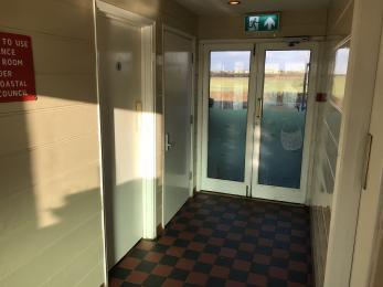 Rear Entrance Level Access Interior