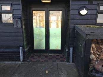 Rear Entrance Level Access