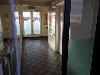 Access to Lobby / Toilet Area