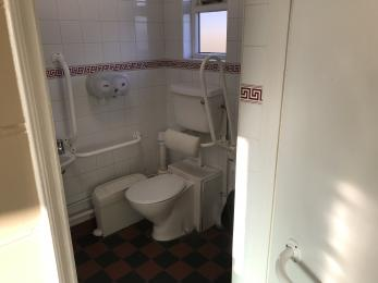 Disabled Toilet 1