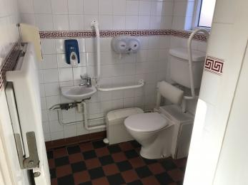 Disabled Toilet 2