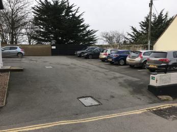 Car Park Entrance 2