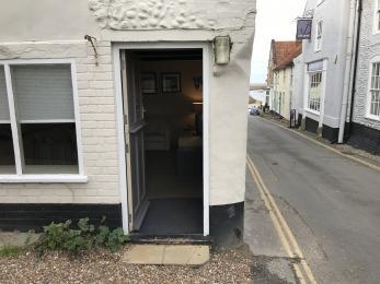 Door  To Ground Floor Room