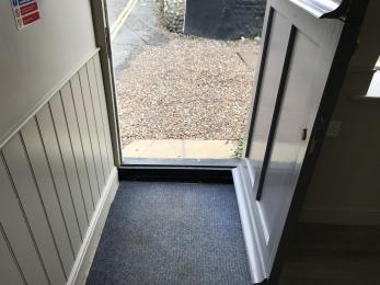 Ground Floor Room Step