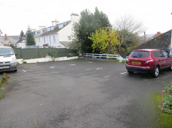 Car park accessed from Parks Lane