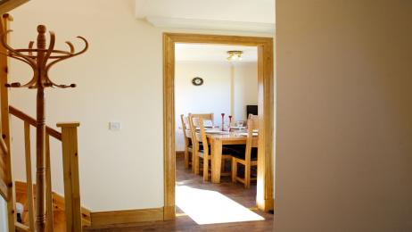 Access to kitchen at The Granary