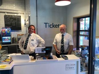 Claudes Ticket Office & information