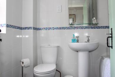 Fern Cottage bathroom