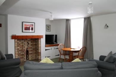 Fern Cottage lounge