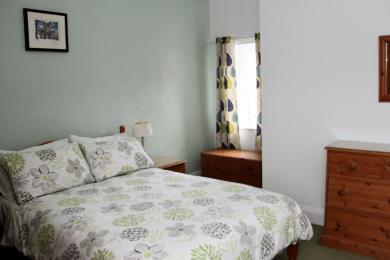 Fern Cottage bedroom