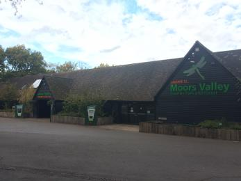 Moors Valley Visitor Centre and Restaurant