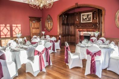 Inglenook Private Dining Room