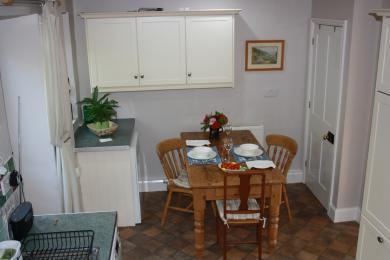 Kitchen - dining end