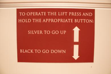 Lift instructions.