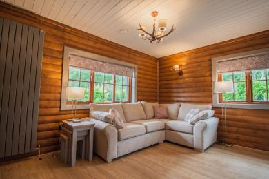 Woodland Lodge - Lounge