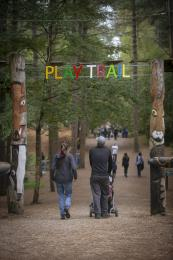 Moors Valley Play Trail