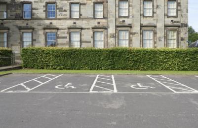 Modern Art Gallery Edinburgh Parking