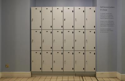 Modern One - Level 0 - Lockers