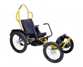 Boma off road wheelchair
