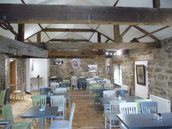 Upper floor Wheatcroft's Café