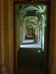 Tea Room Corridor