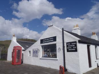 Seafari Ticket Office and Easdale Village Shop