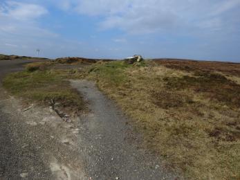 Path to Birsay Moors View Point and Interpretation