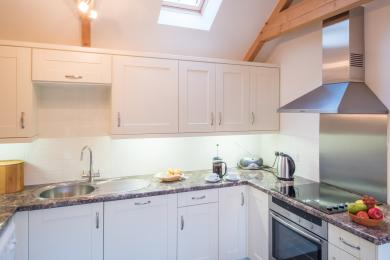 Cherry Plum Cottage kitchen