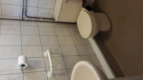 Peggotty bathroom