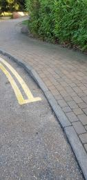 Photo of dropped kerb
