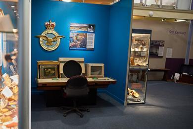 RAF Boulmer display, Bailiffgate