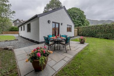Roseberry Cottage Rear