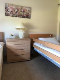 Pine Profile Bed