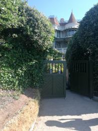 Russell Cotes Gallery Garden Entrance