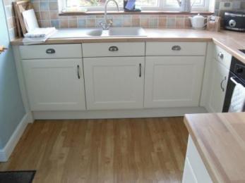 Kitchen worktop 910mm high
