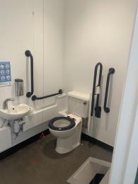 Sky Park Farm Disabled WC