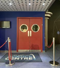 Entrance to Science Show Theatre