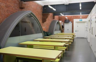 Scottish National Portrait Gallery - Education Groups Lunchroom (for pre-booked groups)