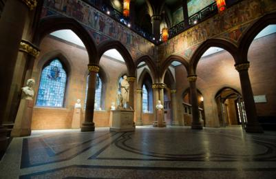 Scottish National Portrait Gallery - Great Hall